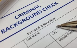 Will DUI Show on Background Check