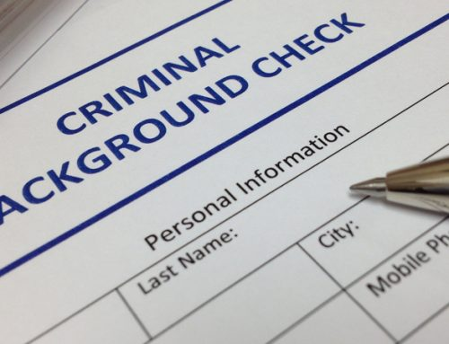 Will DUI Show on Background Check?