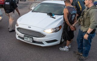 What Happens Following a DUI Arrest