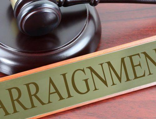 Understanding DUI Arraignment