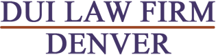 DUI Law Firm Denver Logo