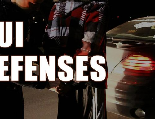 The Best Defenses Against A DUI Charge